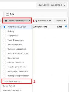 Monitoring Facebook Ads frequency