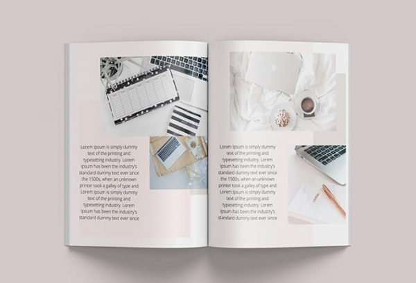 canva book template for multi purpose goals