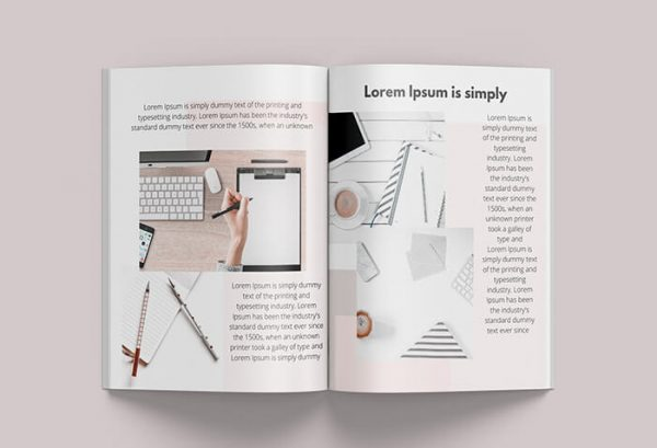 canva book template quote