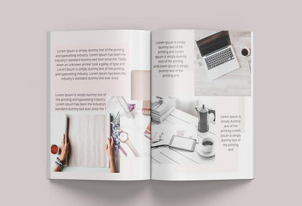 done for your business canva book template