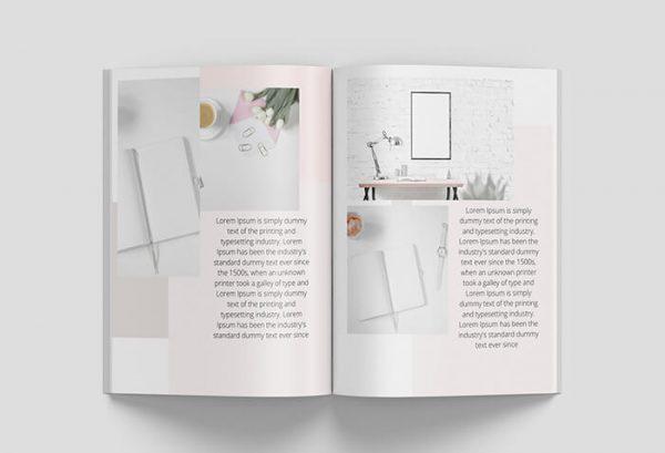 multi purpose canva ebook template