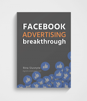 Facebook Advertisement Breakthrough