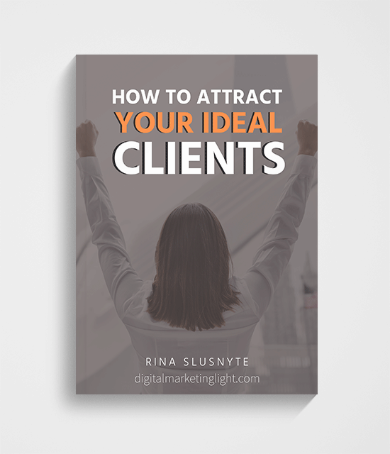how to attract your ideal clients