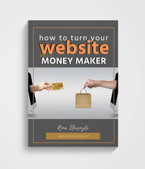 How to turn your website into a money maker